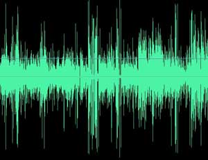 Audio Wave Form